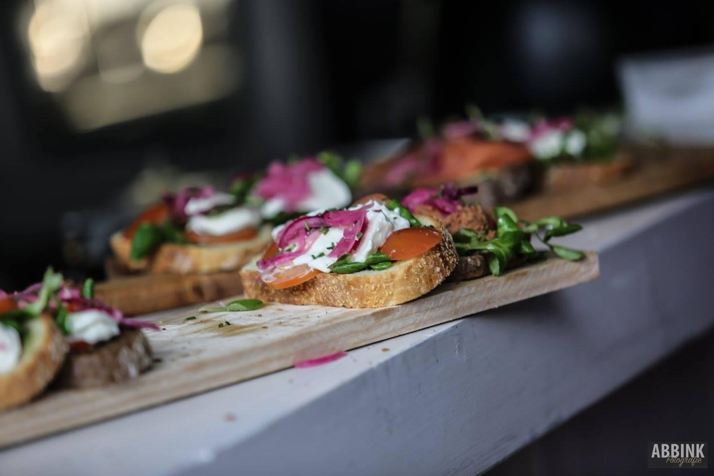 Lunch & Borrel - Restaurant Bij Boenders - Wapen van Beckum - Broodjes