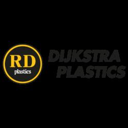 Dijkstra Plastics - logo- vierkant